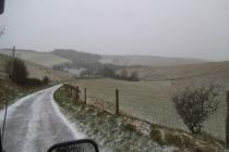 littlebredy-march-11th-2013-dusty-snow